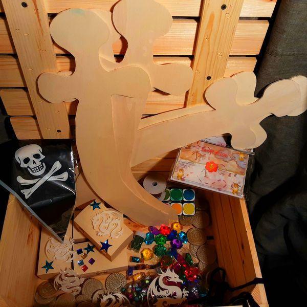 Piratenkiste Drachensäbel