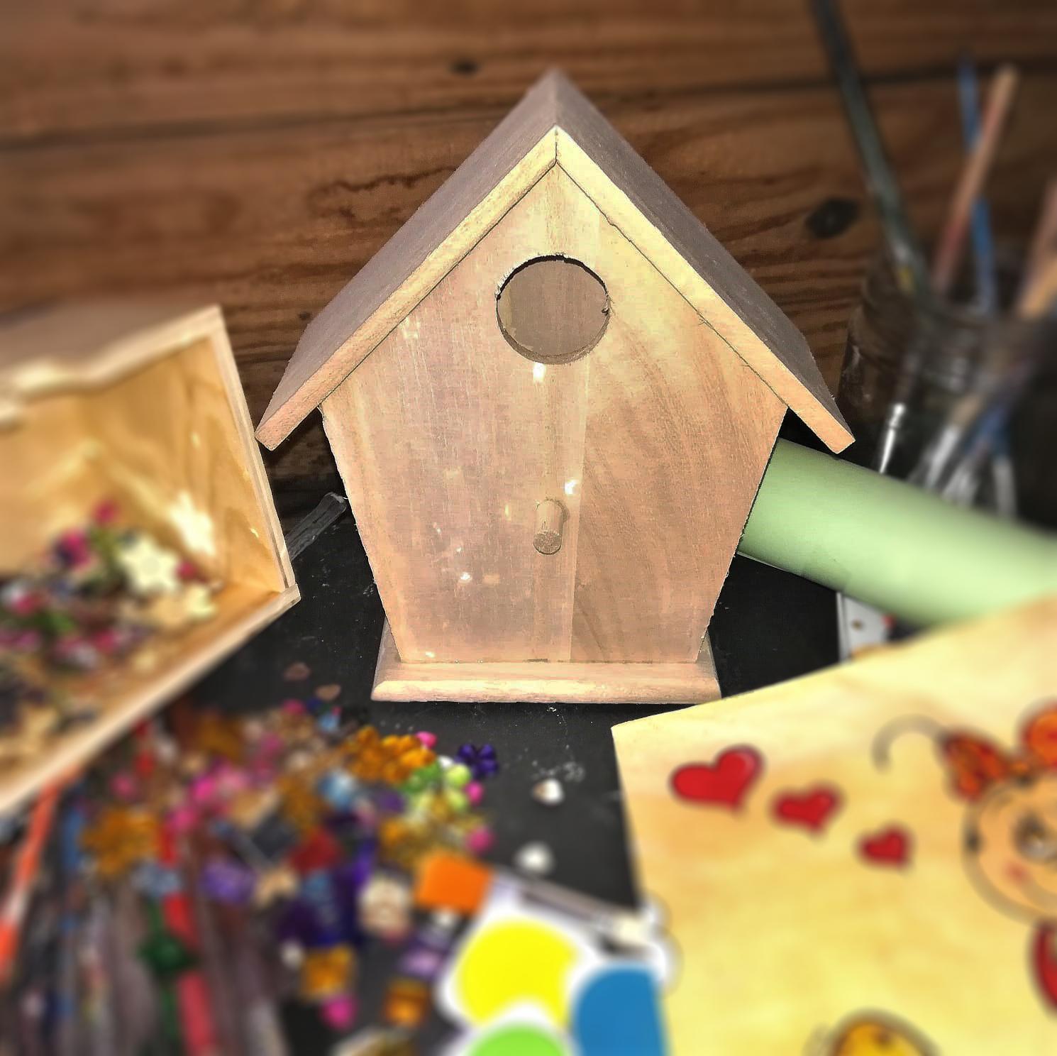 Das Vogelhaus (2)